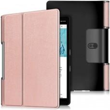 Чехол для Lenovo Yoga Smart Tab YT-X705 10.1 золотисто-розовый