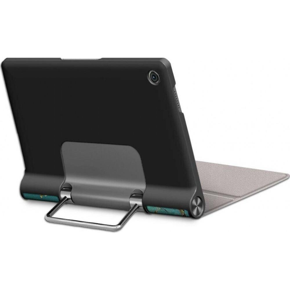 Чехол для Lenovo Yoga Tab 11 с рисунком Цветущий миндаль