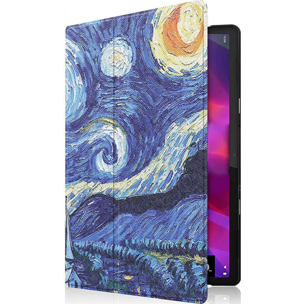 Чехол для Lenovo Yoga Tab 11 с рисунком Звездная ночь