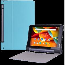 """Чехол для Lenovo Yoga Tab 3 8.0"""" голубой JFK"""