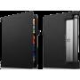 Чехол для Lenovo Yoga Tab 3 Pro X90L черный кожаный