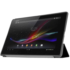 Чехол для планшета SONY XPERIA Z4 TABLET кожаный