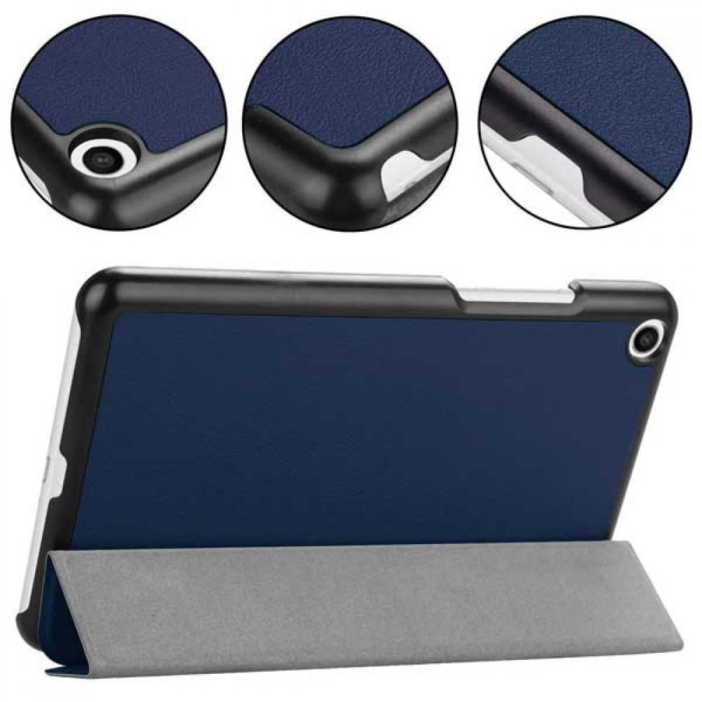 Чехол для Xiaomi Mi Pad 4 темно-синий