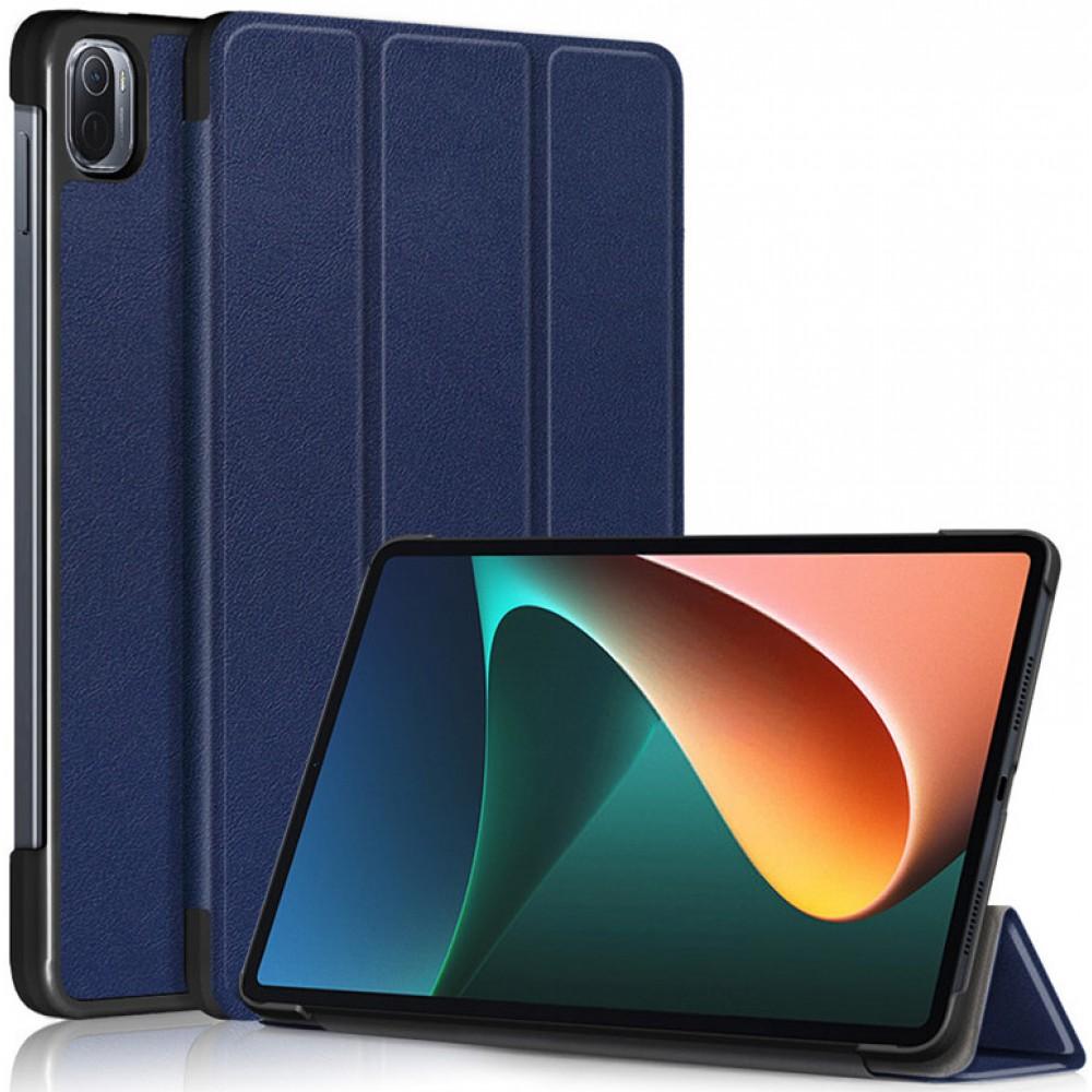 Чехол для Xiaomi Mi Pad 5 / Mi Pad 5 Pro темно-синий