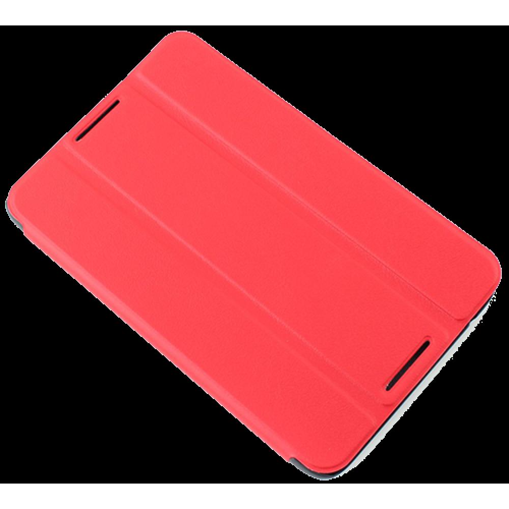 Чехол Folio Cover Case Red (Красный цвет) для Lenovo IdeaTab A3500 (A7-50)