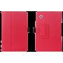 Чехол для планшета Lenovo IdeaTab 2 A7-30 красный кожаный