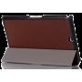 Чехол Smart Cover Case Brown (Коричневый цвет) для Sony Xperia Z3 Tablet Compact