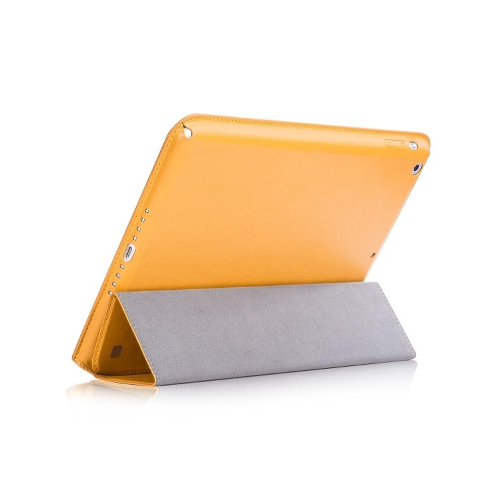Чехол HOCO ARMOR SERIES Yellow (Жёлтый цвет) для iPad Air