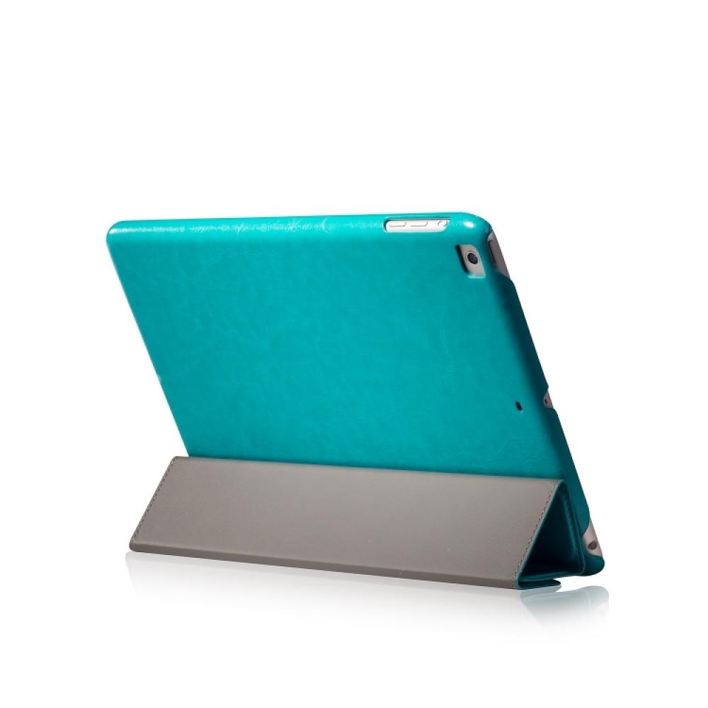 Чехол HOCO Crystal Series Blue (Голубой цвет) для iPad Air