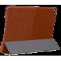Чехол HOCO Crystal LEATHER Series Brown (Коричневый цвет) для iPad Air 2