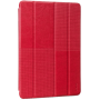 Чехол HOCO Crystal LEATHER Series Red (Красный цвет) для iPad Air 2