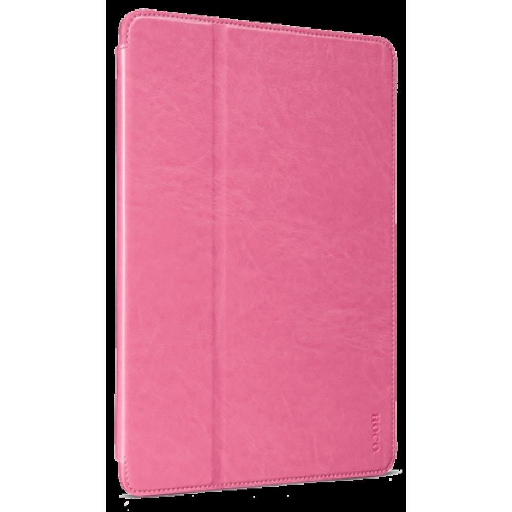 Чехол HOCO Crystal Series Pink (Розовый цвет) для iPad Air 2