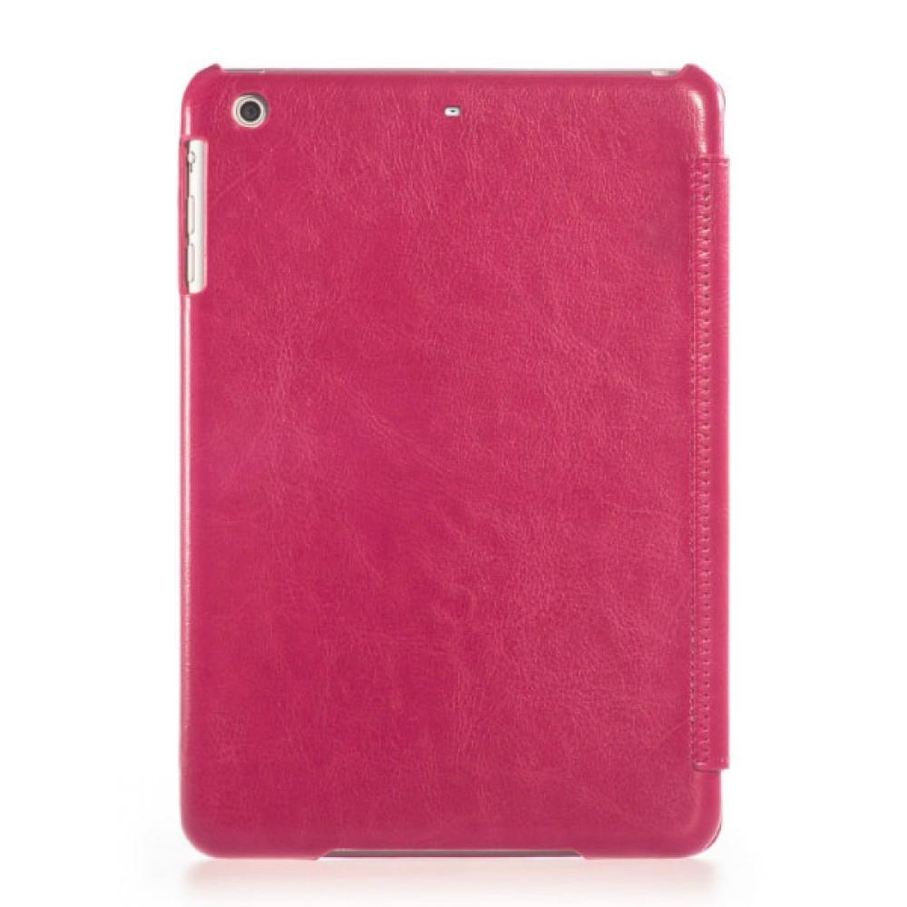Чехол HOCO Crystal Series Pink (Розовый цвет) для iPad Mini 2