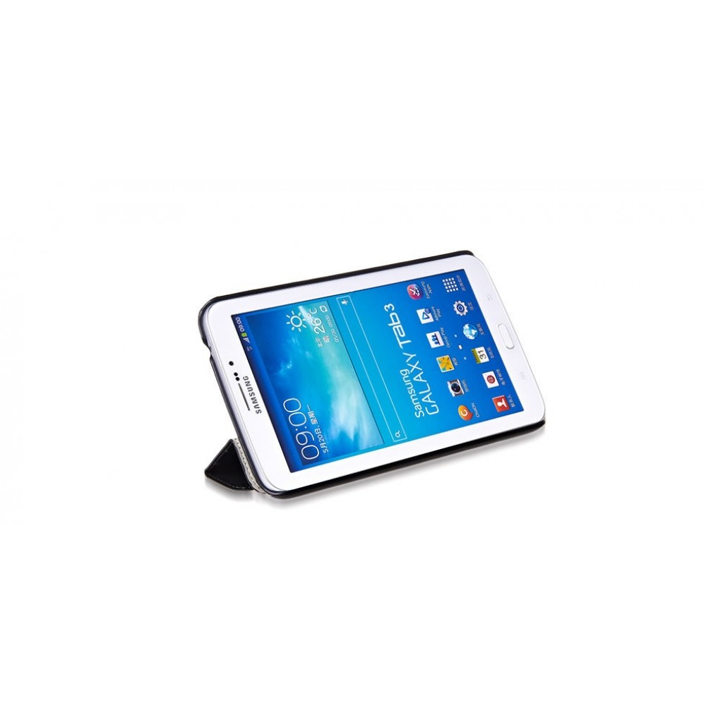 Чехол HOCO CRYSTAL SERIES Black (Чёрный) для SAMSUNG GALAXY TAB 3 7.0""