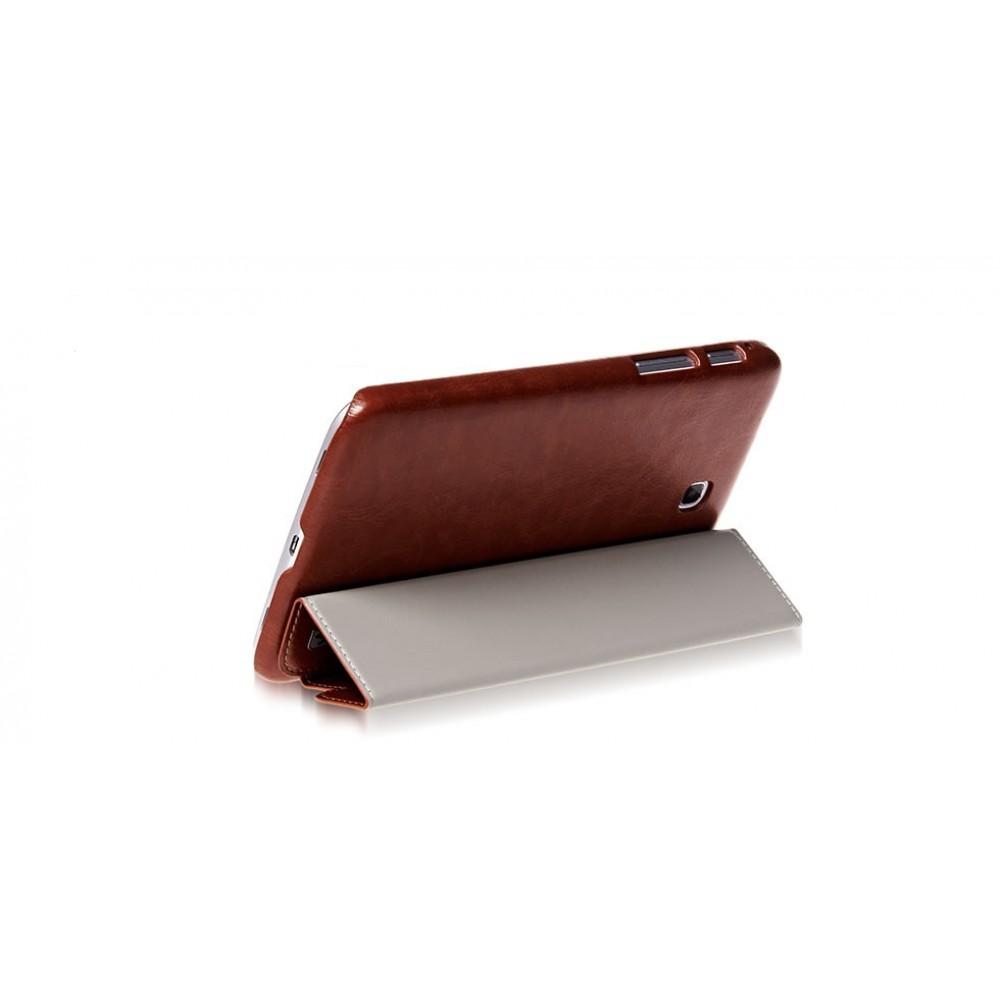 "Чехол HOCO CRYSTAL SERIES  Brown (Коричневый цвет)  для SAMSUNG GALAXY TAB 3 7.0"""