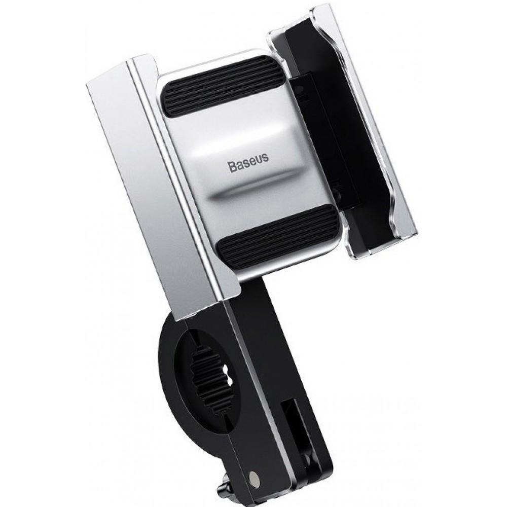 Держатель телефона Baseus Knight Motorcycle holder (Applicable for bicycle) Silver