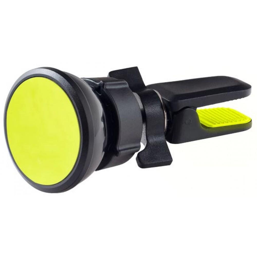 Держатель Perfeo 518-2 желтый