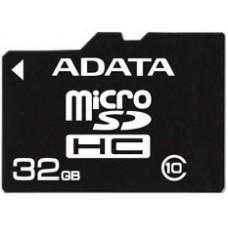 ADATA microSDHC Class 10 32 Гб