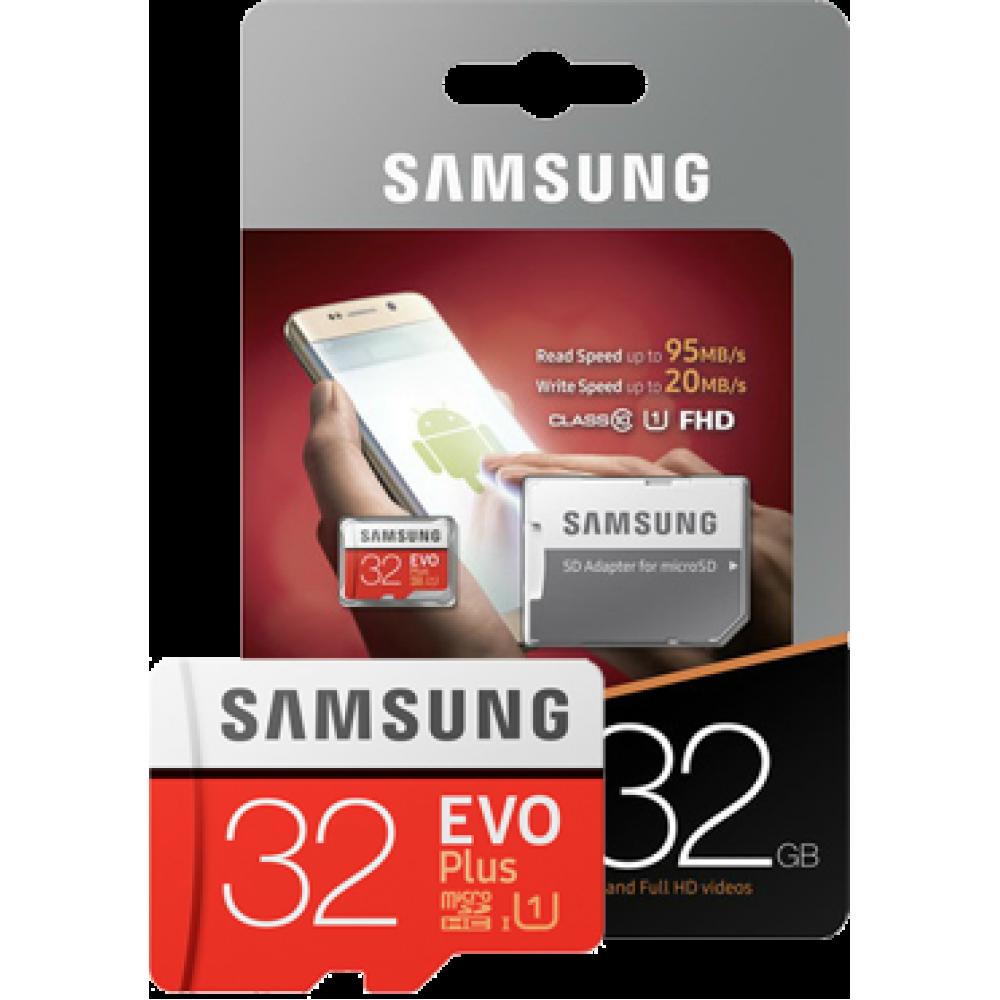 Samsung EVO microSDHC 32GB