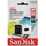 SanDisk Ultra microSDXC 128GB UHS-I + адаптер