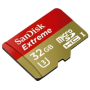 SanDisk Extreme microSDHC UHS-I U3 32GB Class 10