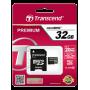 Transcend Premium microSDHC Class 10 32 GB