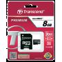 Transcend Premium microSDHC Class 10 8 GB