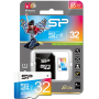 Silicon Power Elite microSDHC UHS-I 32GB + адаптер