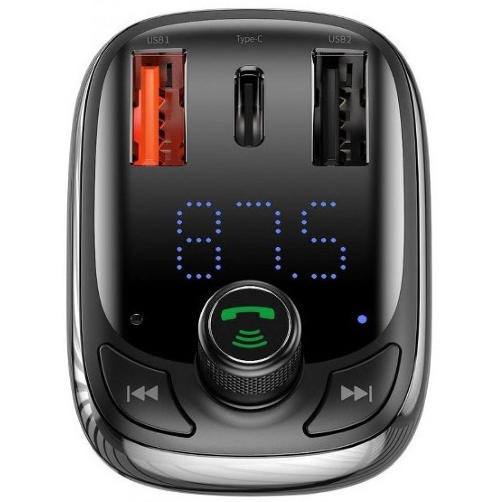 FM модулятор Baseus CCTM-B01