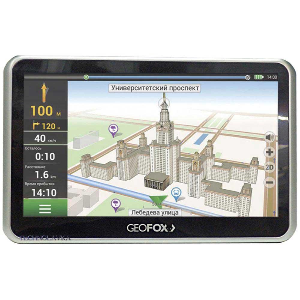 GEOFOX MID702 GPS