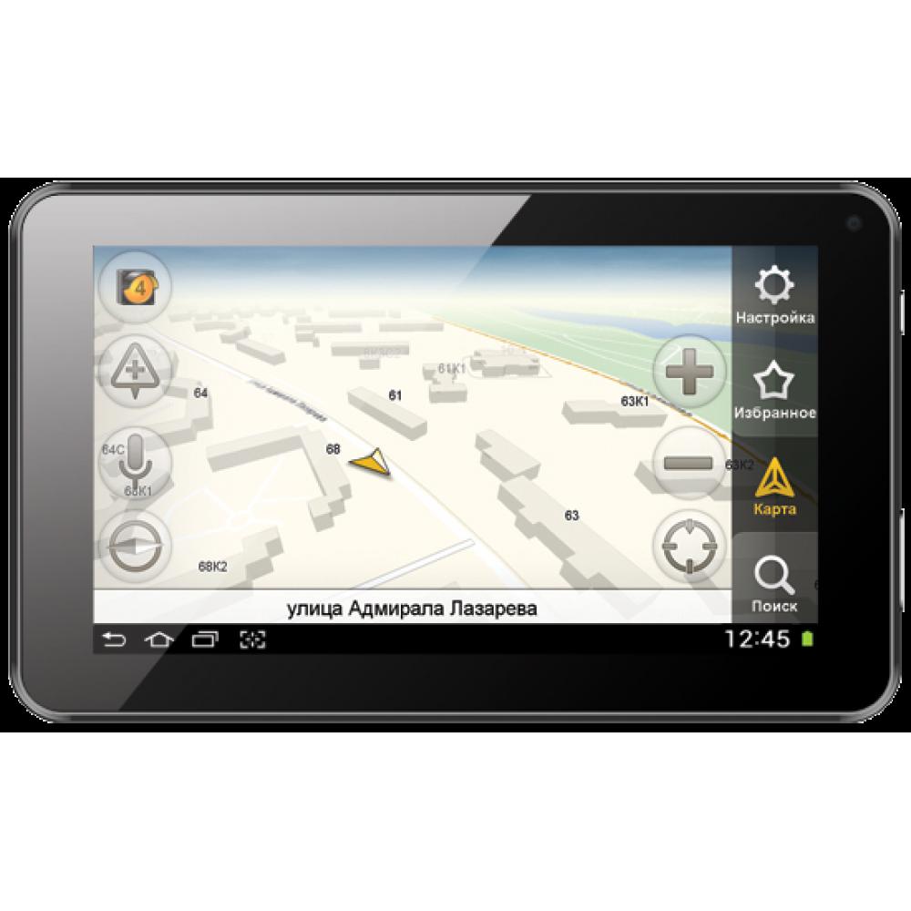 GPS навигатор GEOFOX MID723 LOW 3G ver.2