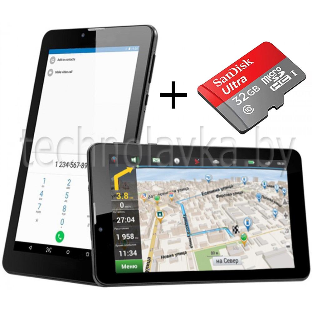 GPS навигатор GEOFOX MID743GPS IPS Ver.2