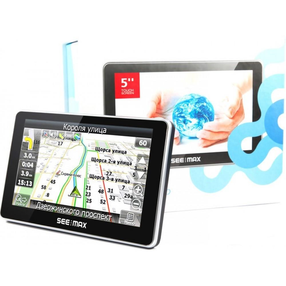 SeeMax navi E510 HD 8GB ver. 3