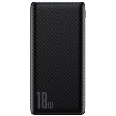 Baseus Bipow Quick Charge Power Bank PD+QC 10000mAh 18W PPDML-01 черный