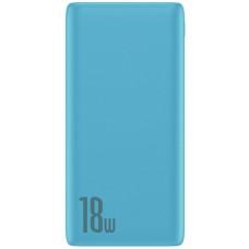 Baseus Bipow Quick Charge Power Bank PD+QC 10000mAh 18W PPDML-03 голубой