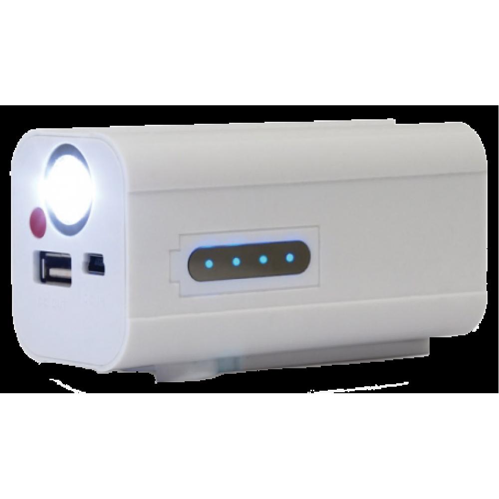 Портативное зарядное устройство Ritmix RPB-5001 Dynamo