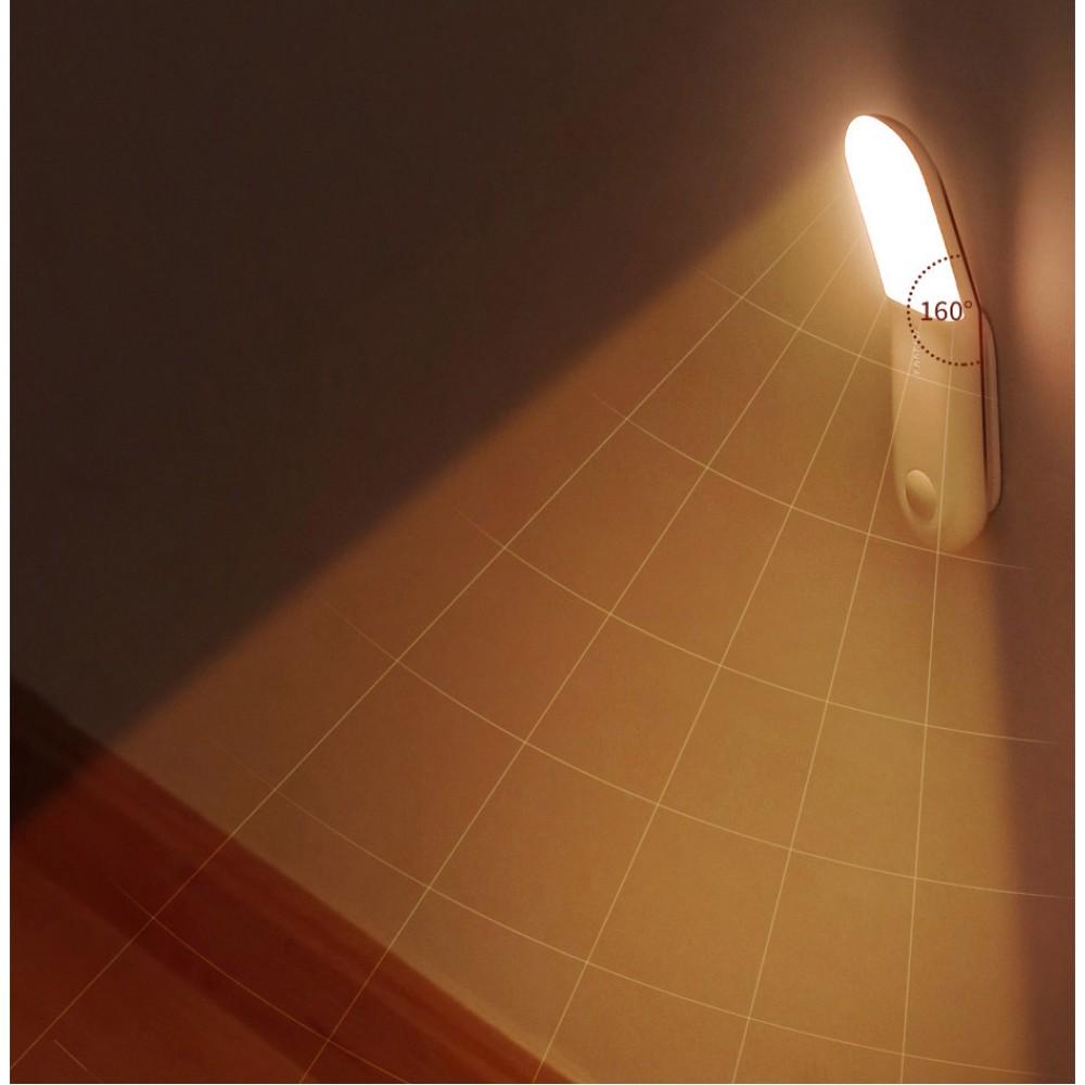 Светильник Baseus Sunshine series human body Induction aisle light DGSUN-GA02
