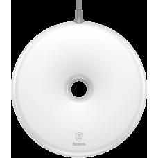 Беспроводное зарядное устройство Baseus Donut Wireless Charger White WXTTQ-02