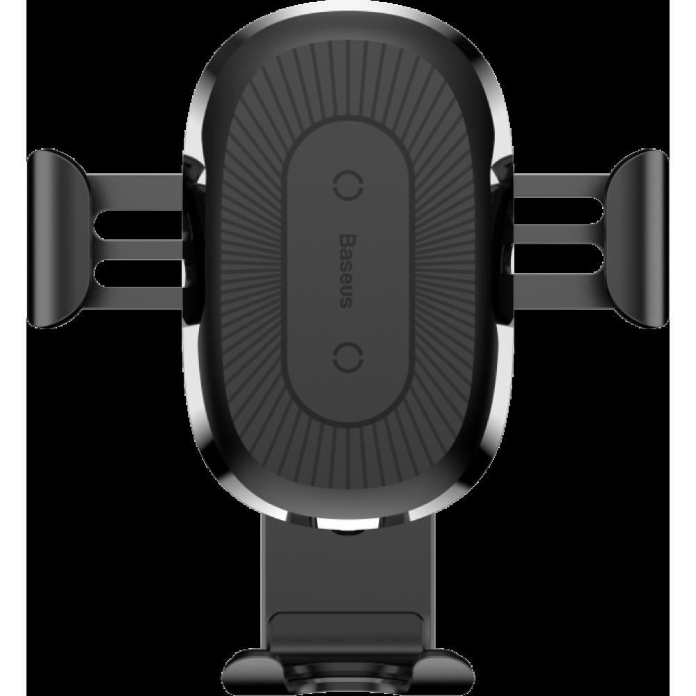 Baseus Wireless Charger Gravity Car Mount WXYL-01 Black