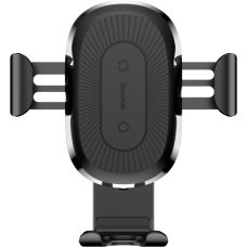 Baseus Wireless Charger Gravity Car Mount WXYL-01 Black