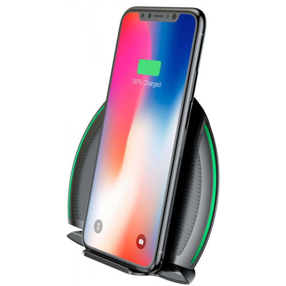 Беспроводное зарядное устройство для телефона Baseus WXZD-01 черного цвета