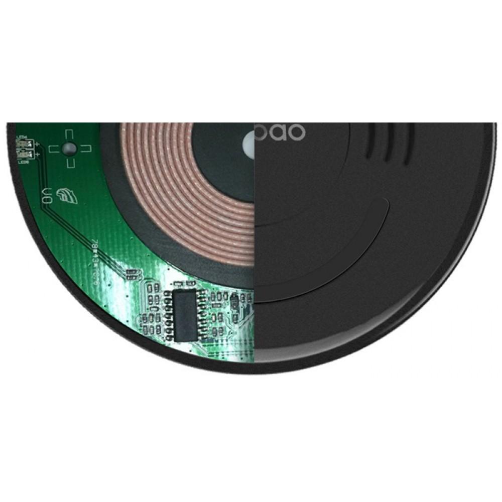 Беспроводное зарядное устройство Yoobao D1 Black