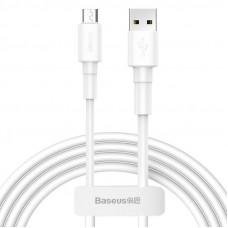 Кабель Baseus Mini White Cable Usb For Micro