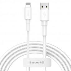 Кабель Baseus Mini White Cable Usb For iP