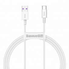 Кабель Baseus Superior Series Fast Charging Data Cable Usb to Type-C 66W White
