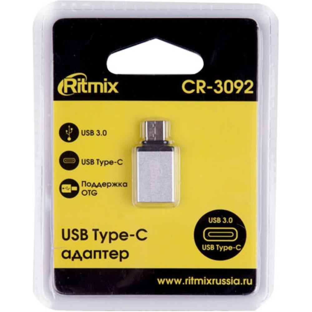 Ritmix CR-3092 OTG Type-C адаптер