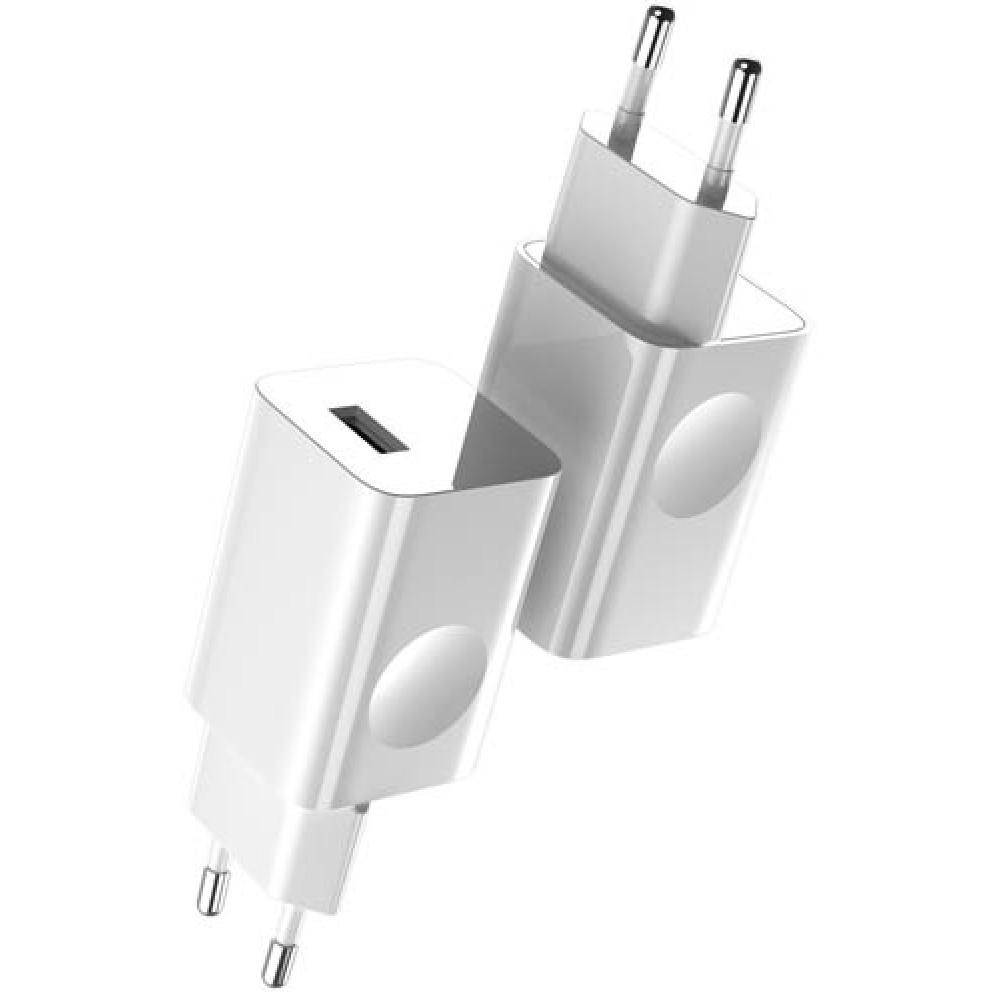 Сетевая зарядка Baseus Charging Quick Charger White