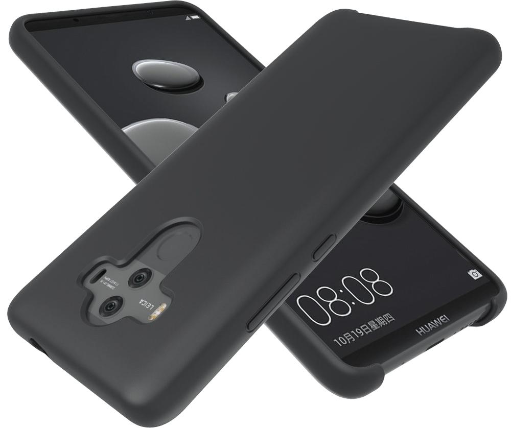 Чехол для Huawei Mate 10 Pro черного цвета