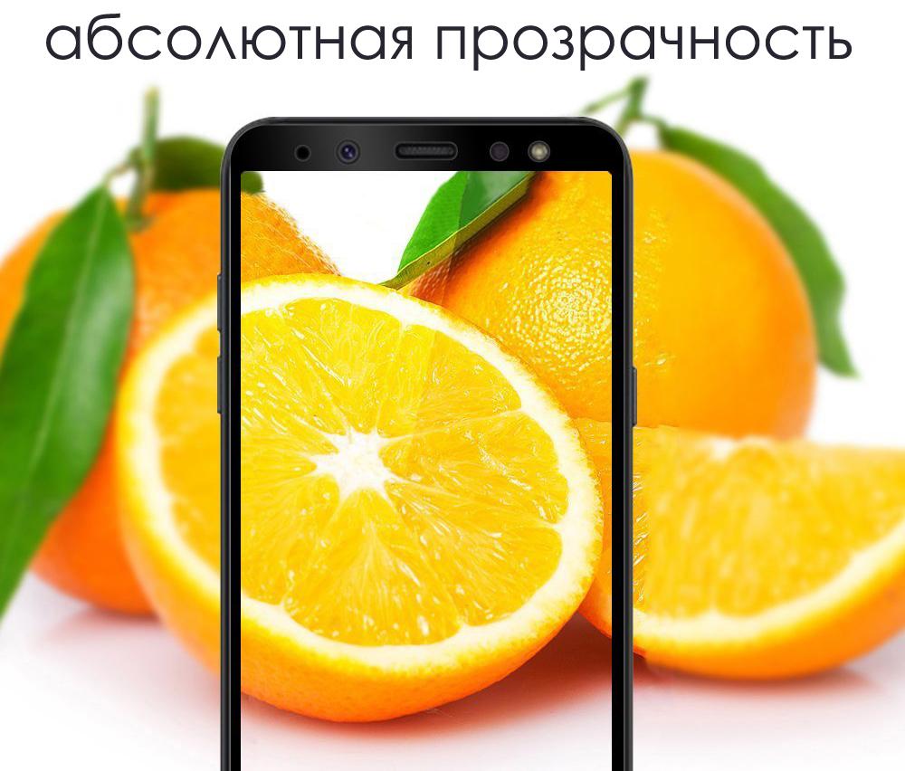 Стекло на Samsung Galaxy A6