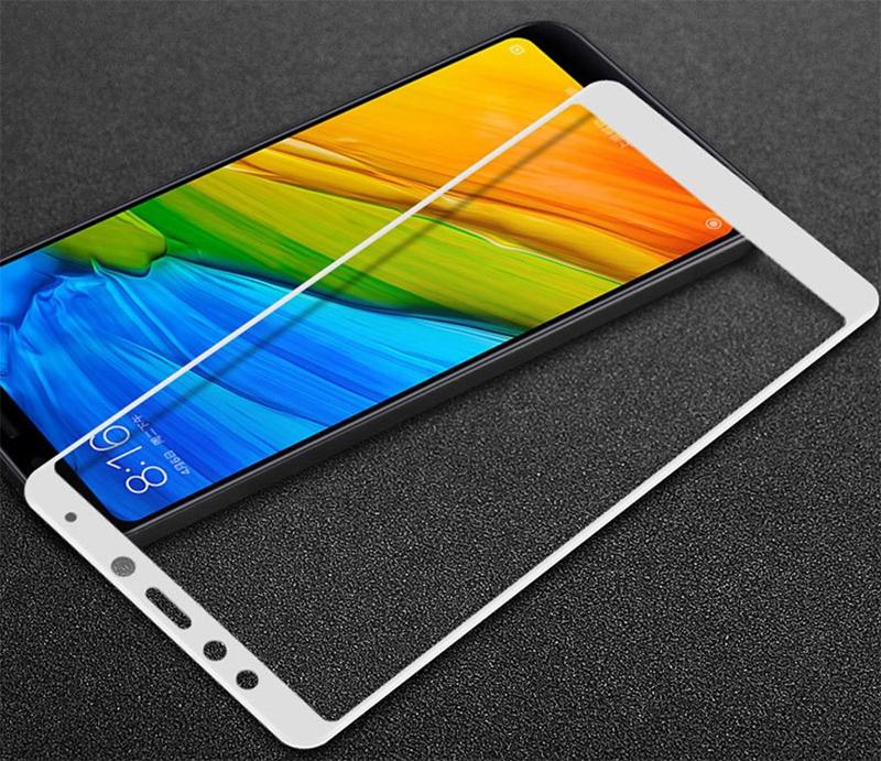 стекло на Xiaomi Redmi 5